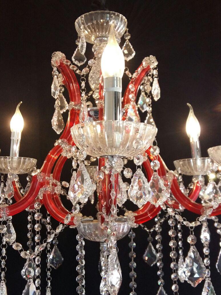 lustre de cristal vermelho 6 bracos boutique dos lustres 2.jpg