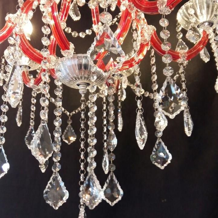 lustre de cristal vermelho 6 bracos boutique dos lustres 5.jpg