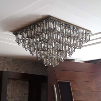 Lustre contemporaneo design de interiores